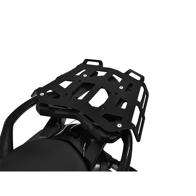 Gepäckbrücke BMW R 1200 R BJ 2015-18 schwarz IBEX