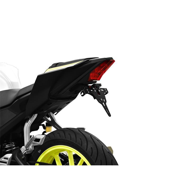 Kennzeichenhalter Yamaha YZF-R125 ab BJ 2019- IBEX Pro