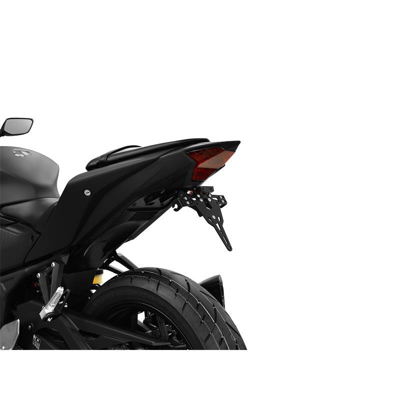 Kennzeichenhalter Yamaha YZF-R3 ab BJ 2019- IBEX Pro