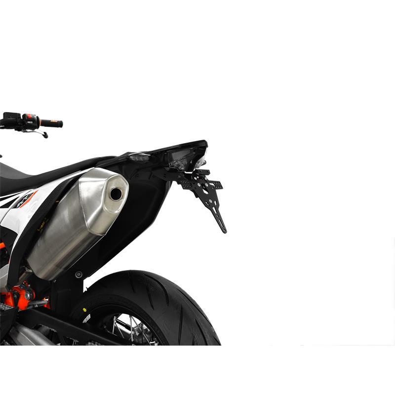 Kennzeichenhalter KTM 690 SMC ab BJ 2019- IBEX Pro