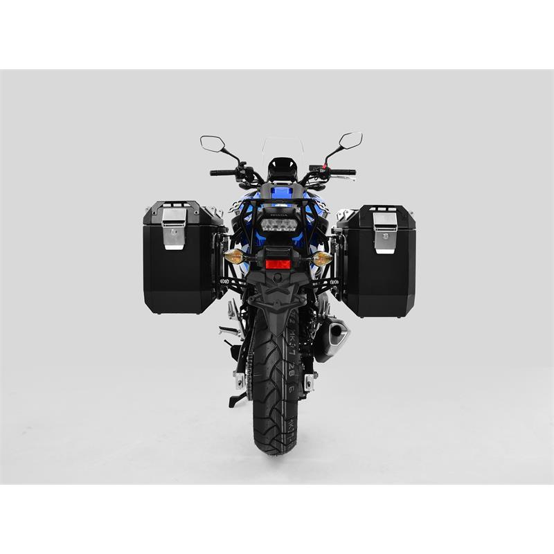 Kofferträgerset Honda NC 750 X BJ 2019-20 schwarz