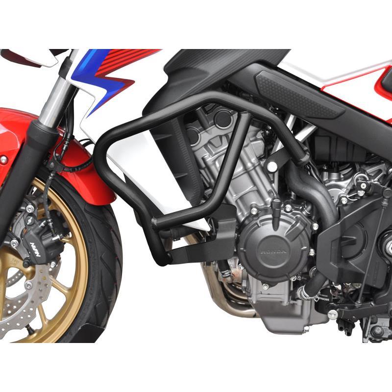 Sturzbugel Honda CB 650 F BJ 2014 18 Schwarz