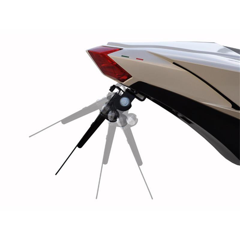 Zieger X-Line Kennzeichenhalter Yamaha YZF-R1 BJ 2002-03 / YZF-R6 BJ 2003-05